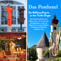 Lifetime in Tirol – das Posthotel