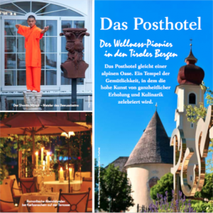 Lifetime in Tirol – <br>das Posthotel